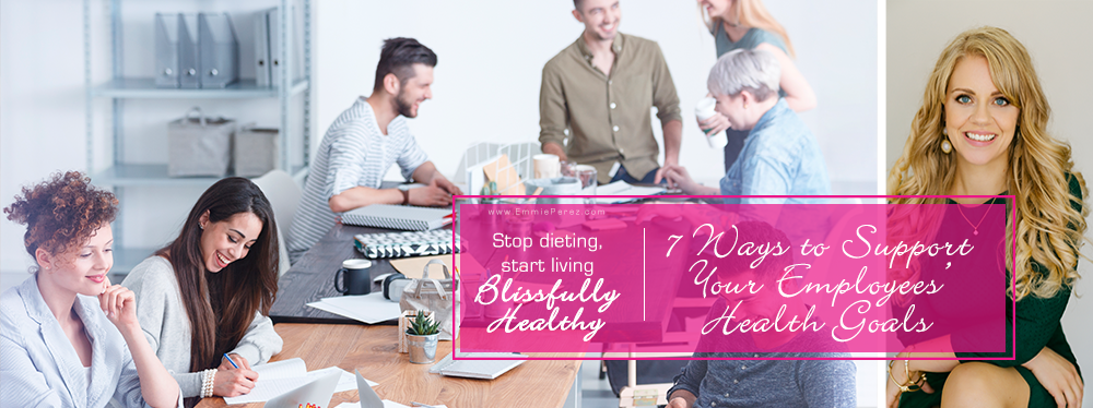 7 Ways to Support Employee Resolutions to Get Healthy