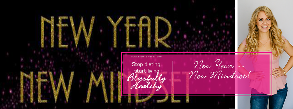 New Year New Mindset for Weight Loss Goals